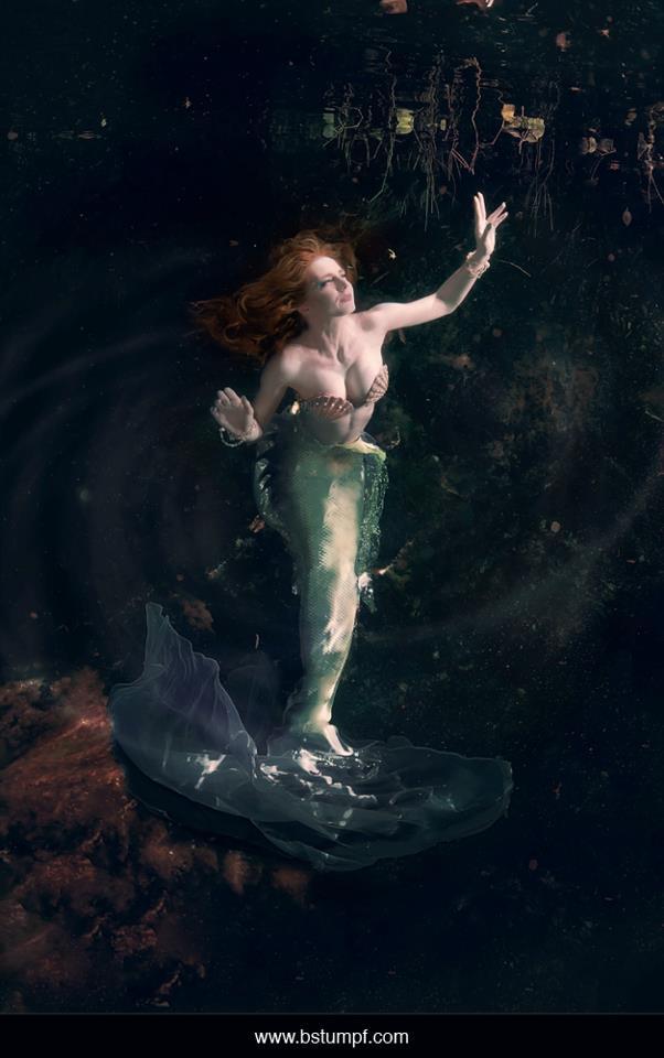 Brenda Stumpf Cenote Mermaid.jpg