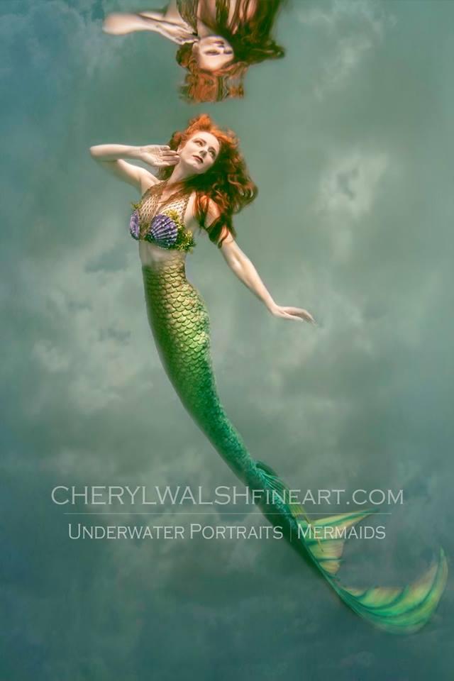 Real Little Mermaid - Catalina Mermaid in Los Angeles