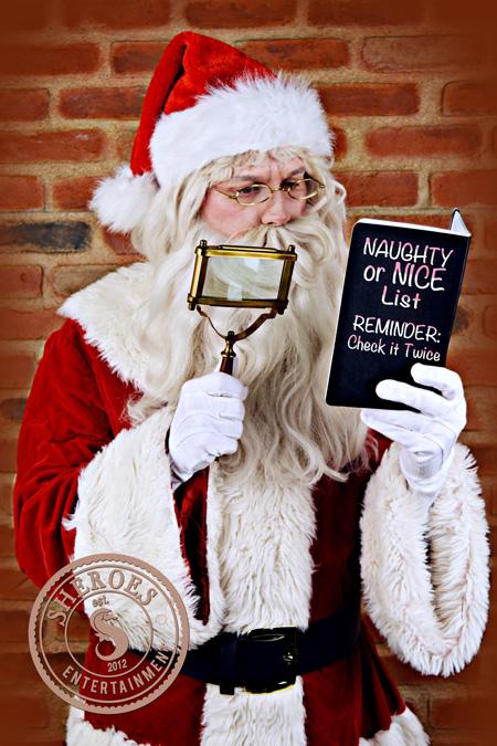 Los Angeles Santa Claus 4