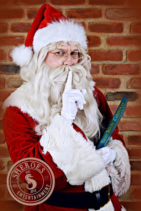 Los Angeles Santa Claus 1