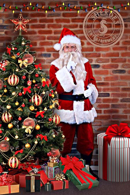 Los Angeles Santa Claus 3