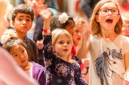Los Angeles Kids Birthday Party Indoors