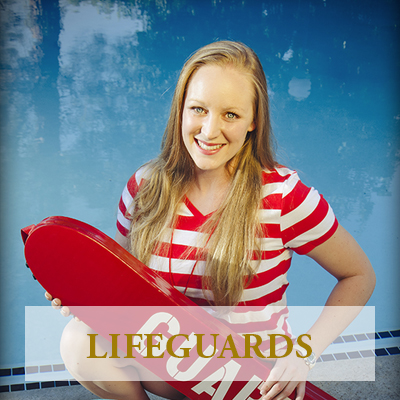 Lifeguard for Party Los Angeles California