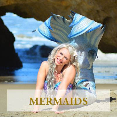 Swimming Mermaid Party Los Angeles