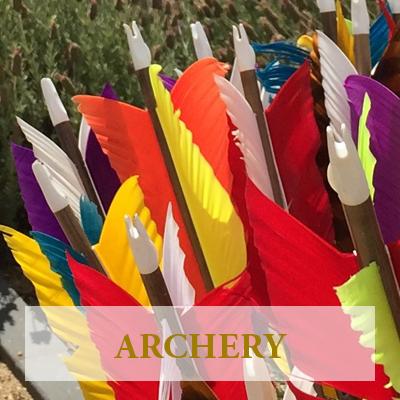 Los Angeles Archery Booth Rental