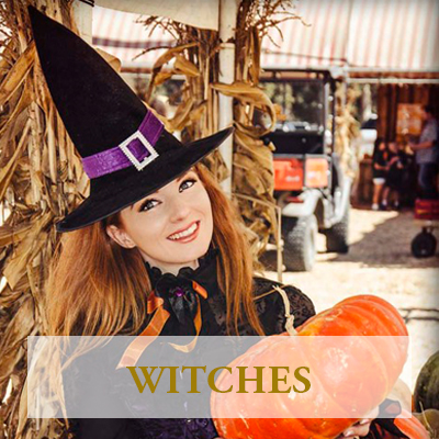 Witch Halloween Party Los Angeles