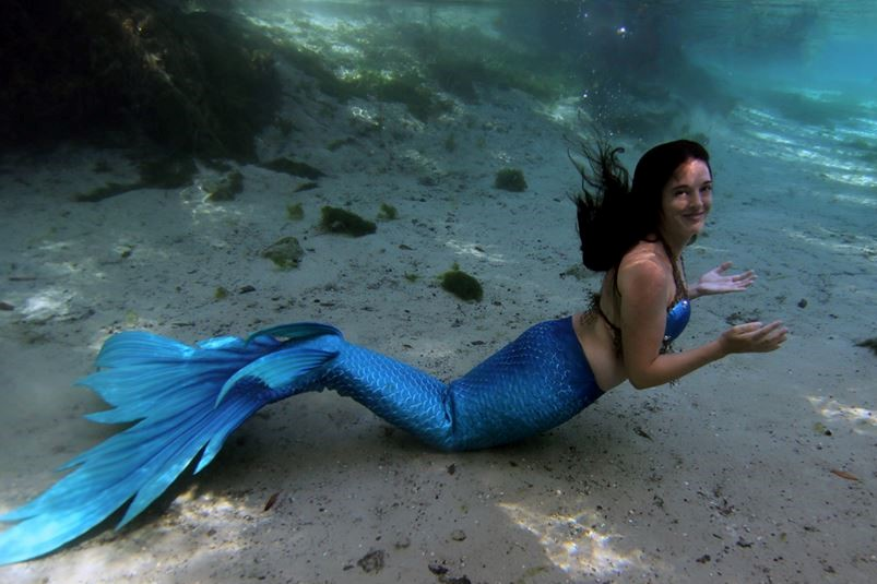 Orange County Mermaid for Party