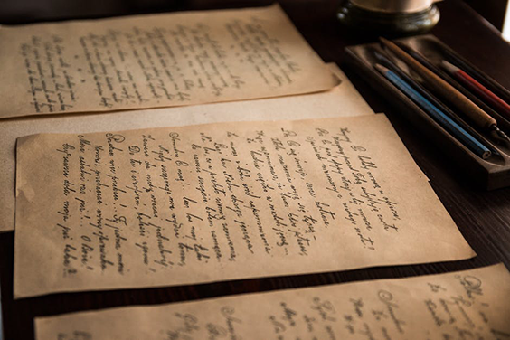 Handwriting Analysis - Live handwriting analysis for your guests focusing on the positive in their hidden talents and traits! Each reading takes approximately 8 minutes and offers inside to both a person's inner personality and what they can do to develop their ambitions.