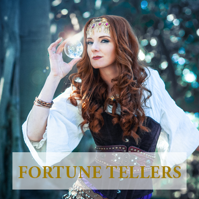 Ventura County and Los Angeles Fortune Teller for Events
