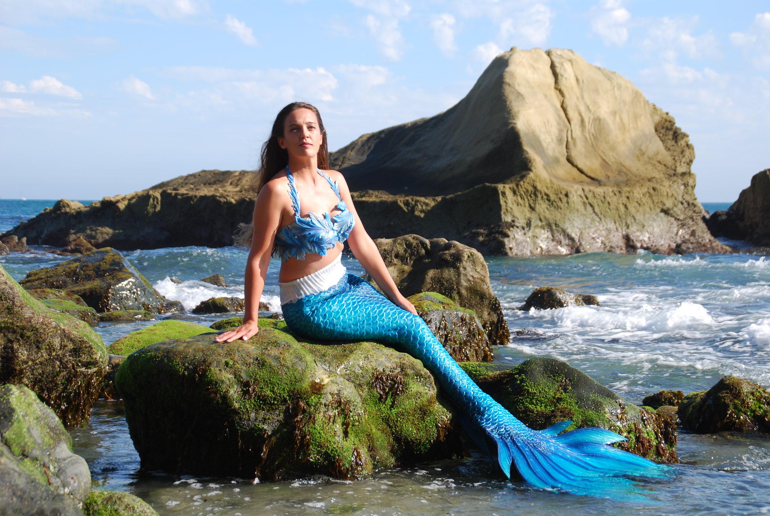 Mermaid Hilo at Beach by Carol LaMantain-Leatherman.JPG