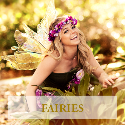 Neverland Garden Fairy Party Los Angeles
