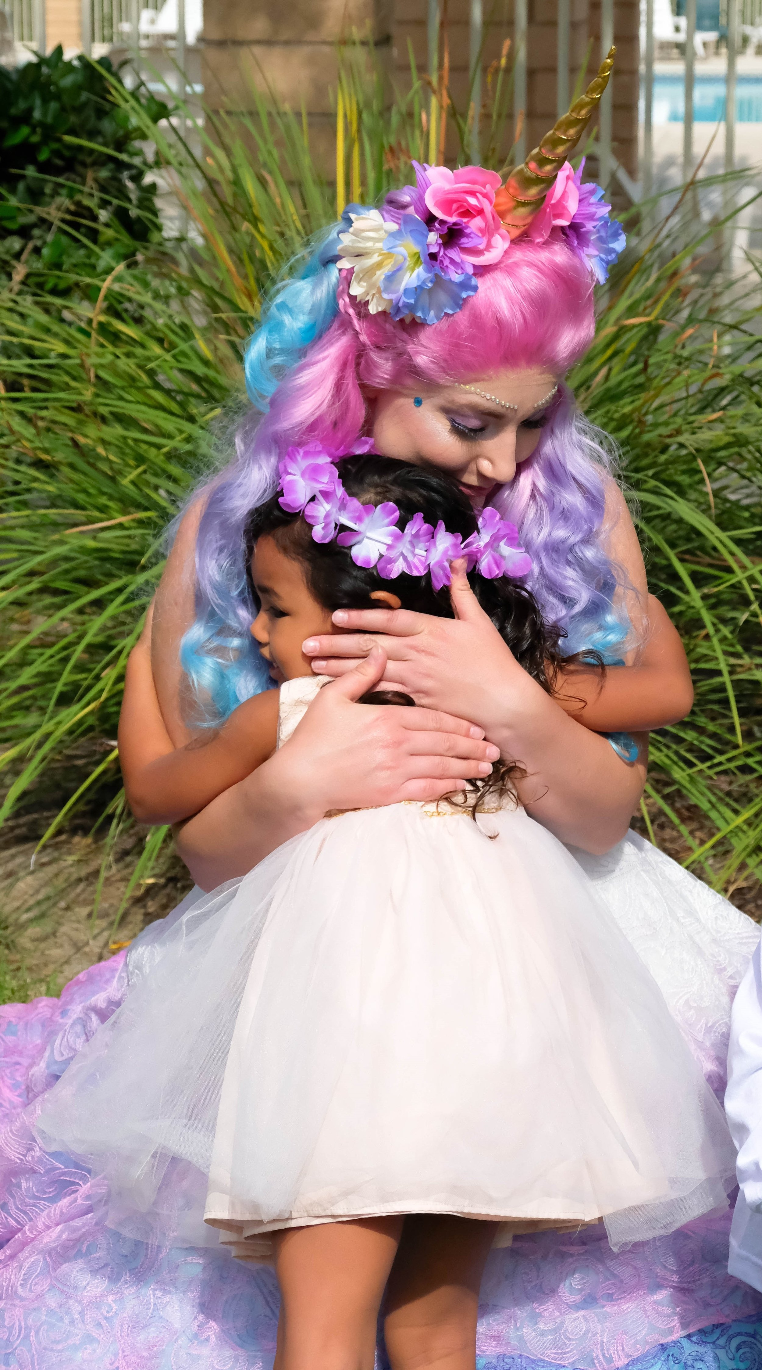 Orange County Inland Empire Unicorn Princess Birthday Party Entertainment Character 6