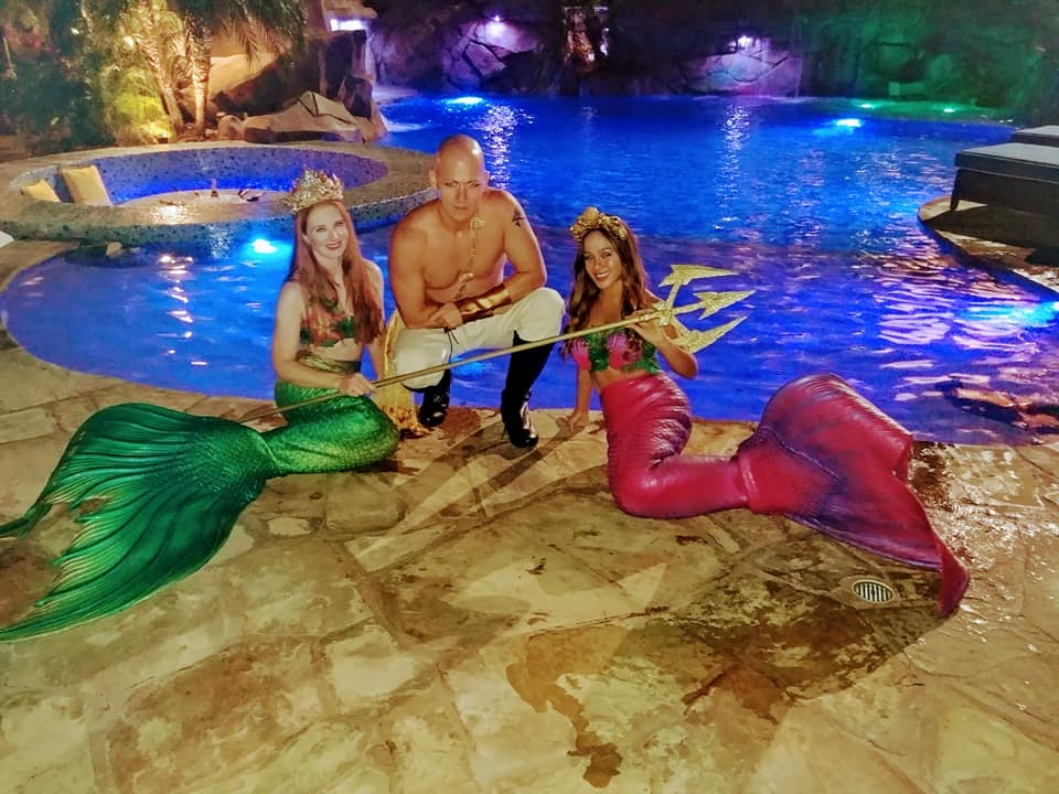 Pirate and Mermaids Catalina and Kailani in Silicone Tails.jpg