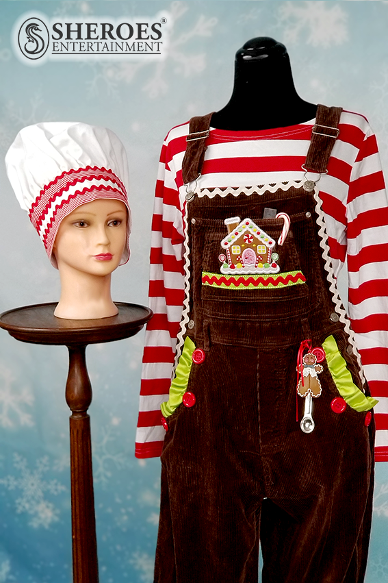 Gingerbread Architect Elf