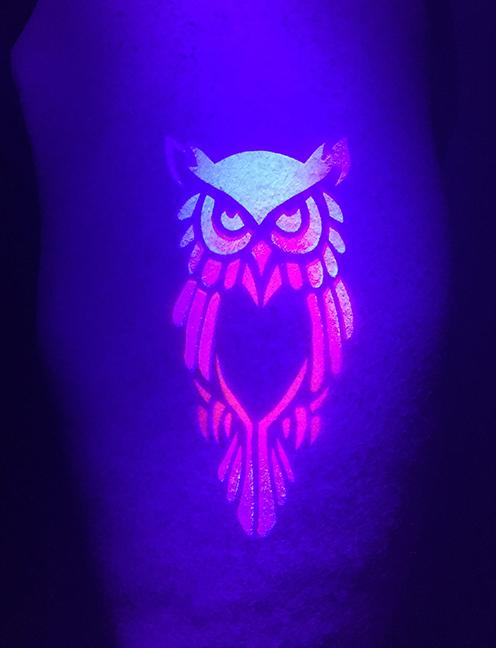 Blacklight Airbrush -  Owl.jpg