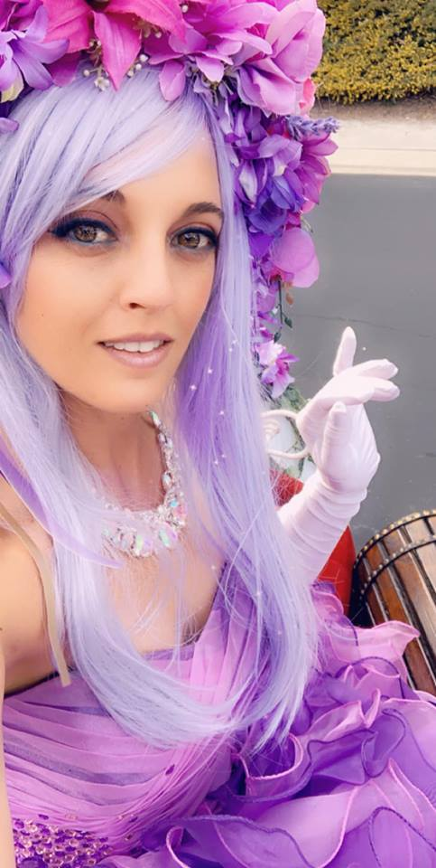 Los Angeles Ventura County Purple Unicorn Princess Party