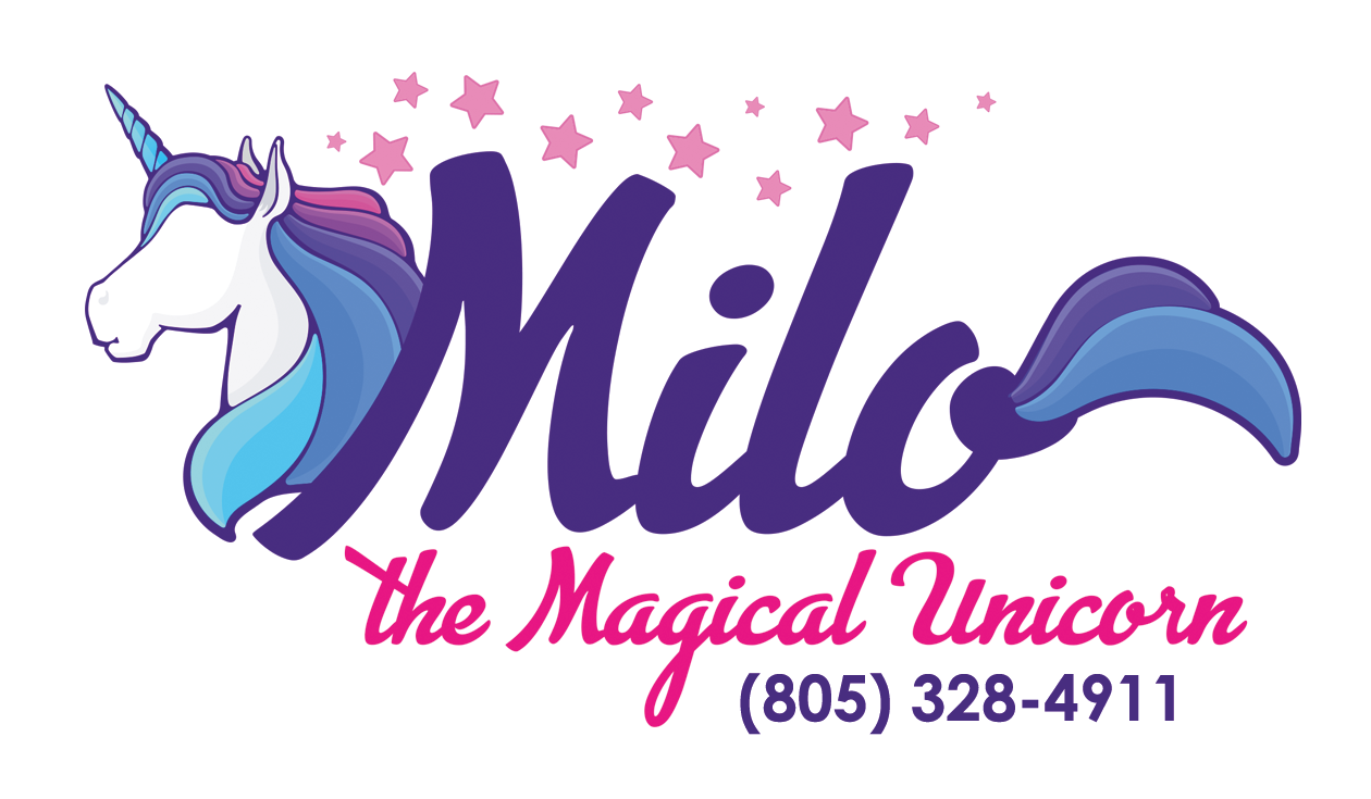 Milo the Magical Unicorn Party Horse Rental in Ventura County.png