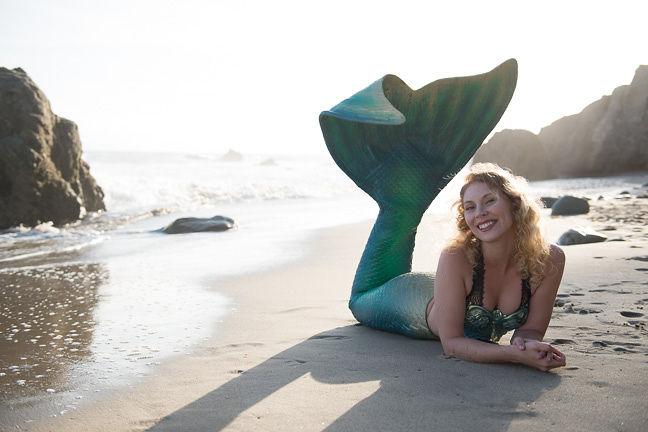 Mermaid Marina, photo by Alissa Krumlauf