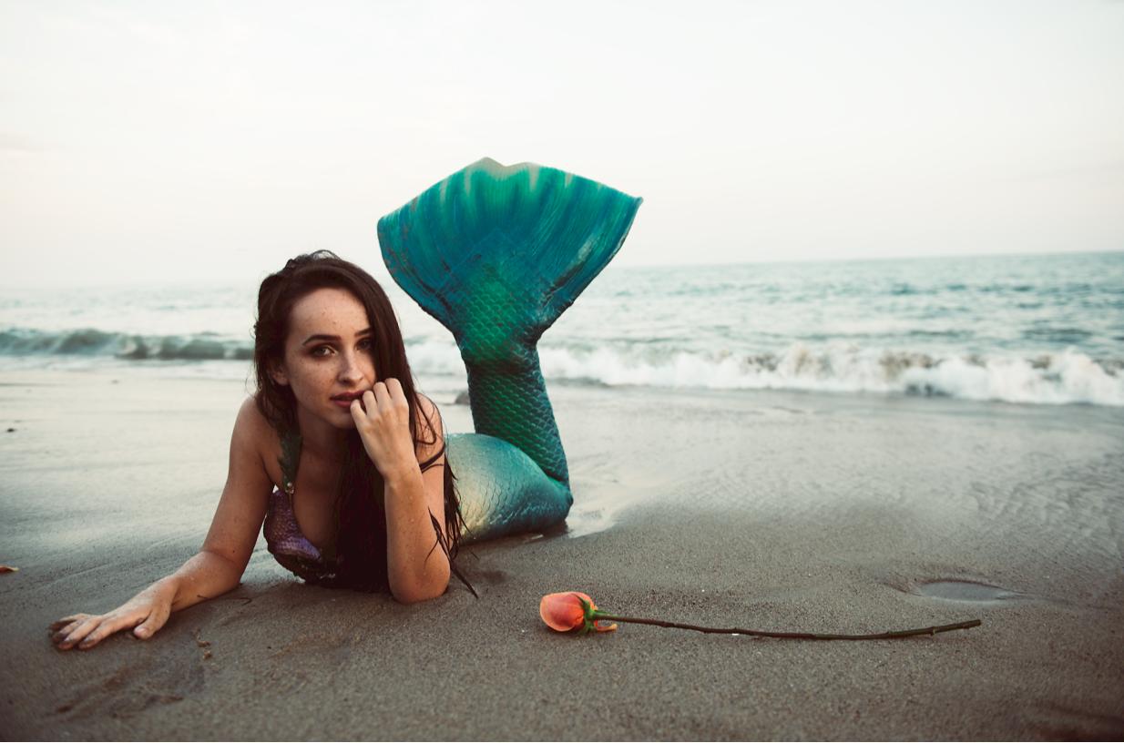 Mermaid Sonnet by Alissa Krumlauf