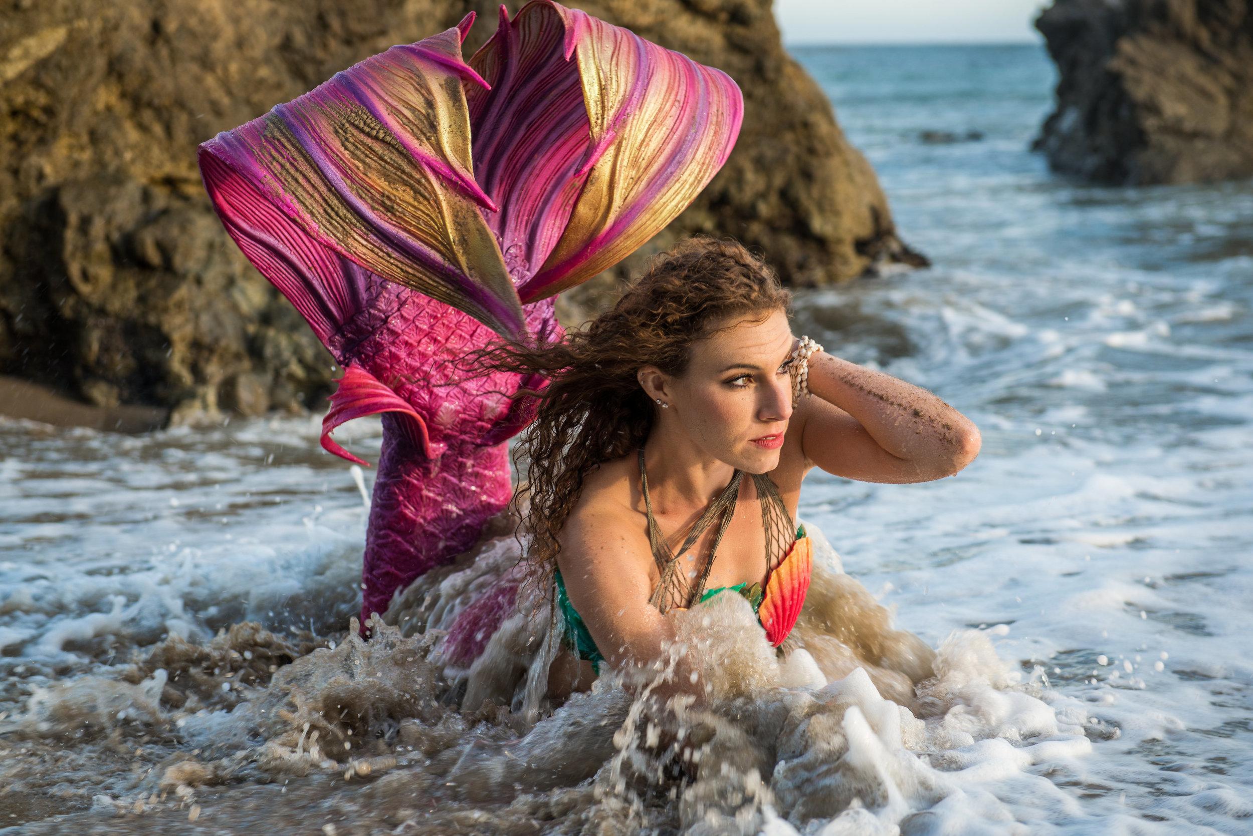 Mermaid Merissa by Alissa Krumlauf