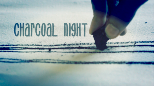 CHARCOAL NIGHT - RE-IMAGINING THE NIGHT SKY