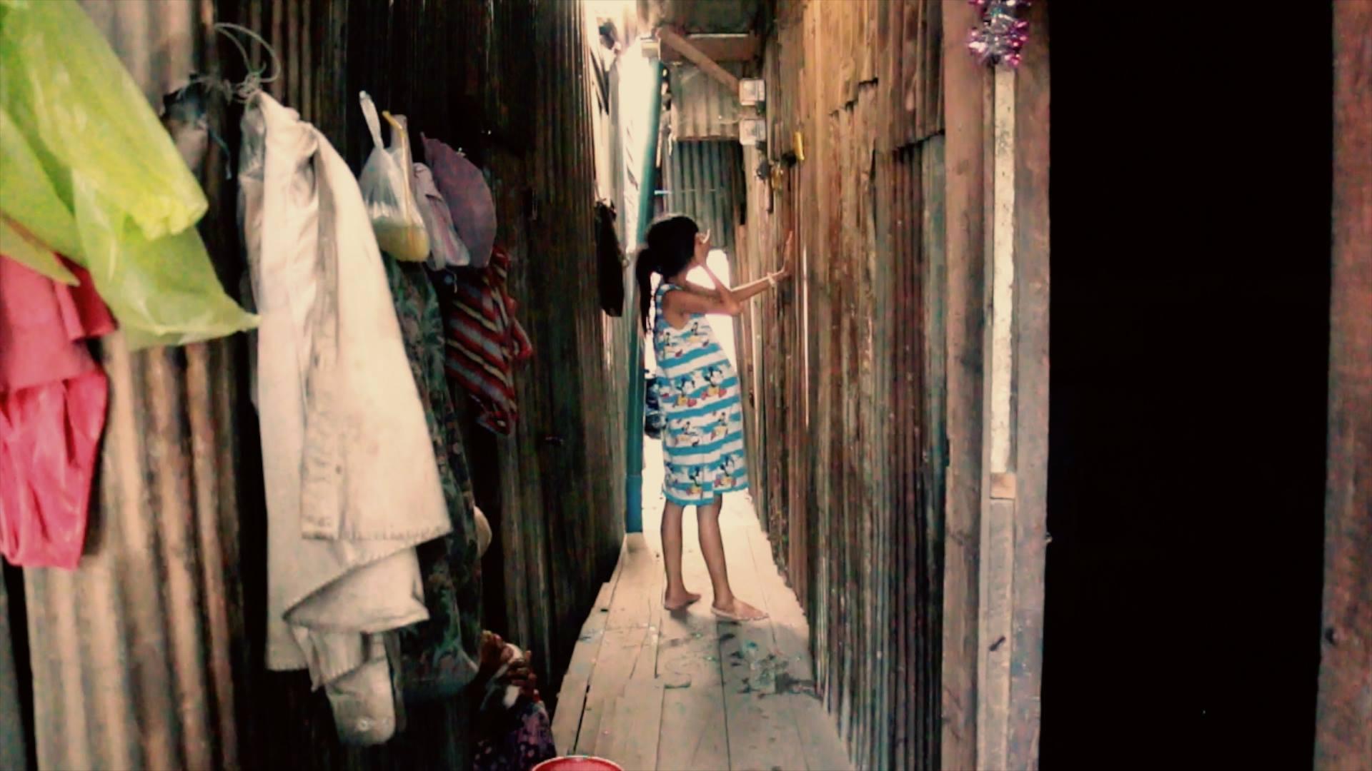 Sex worker in Phnom Penh