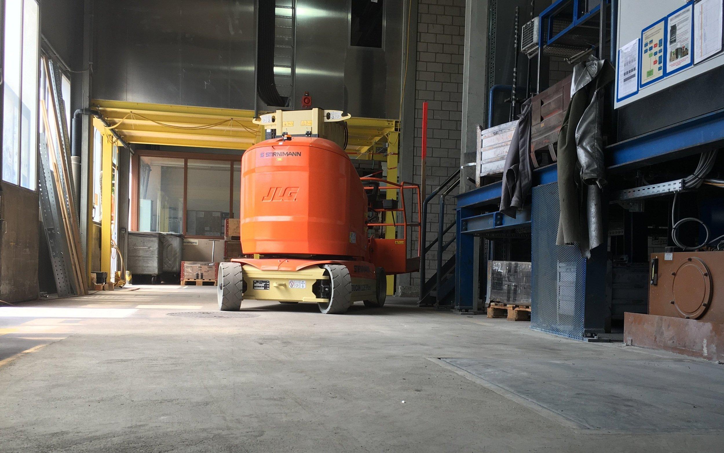 Industrieboden -