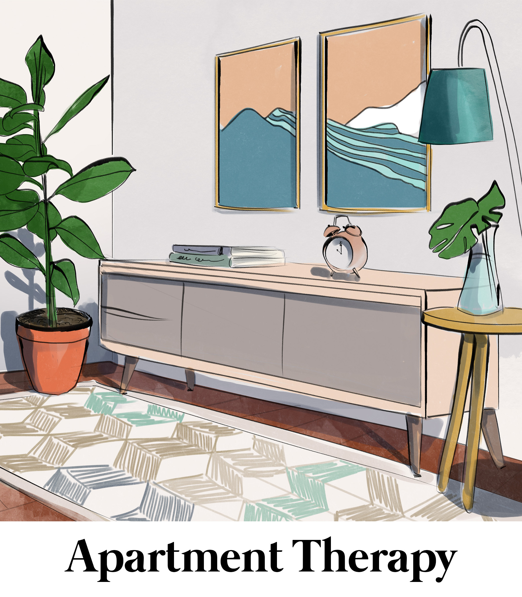 Amber Day, Apartment Therapy