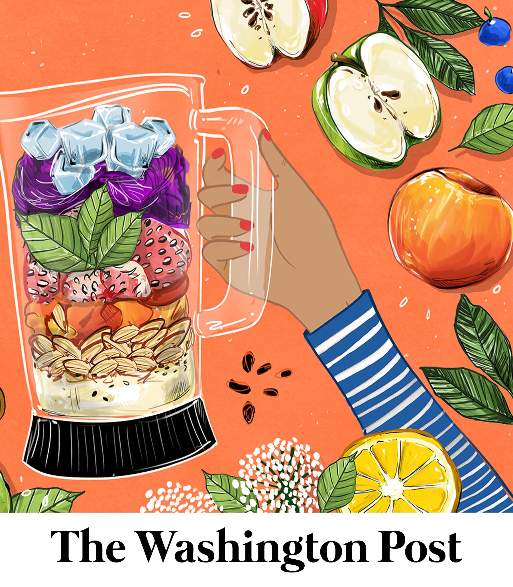 Amber Day, Washington Post