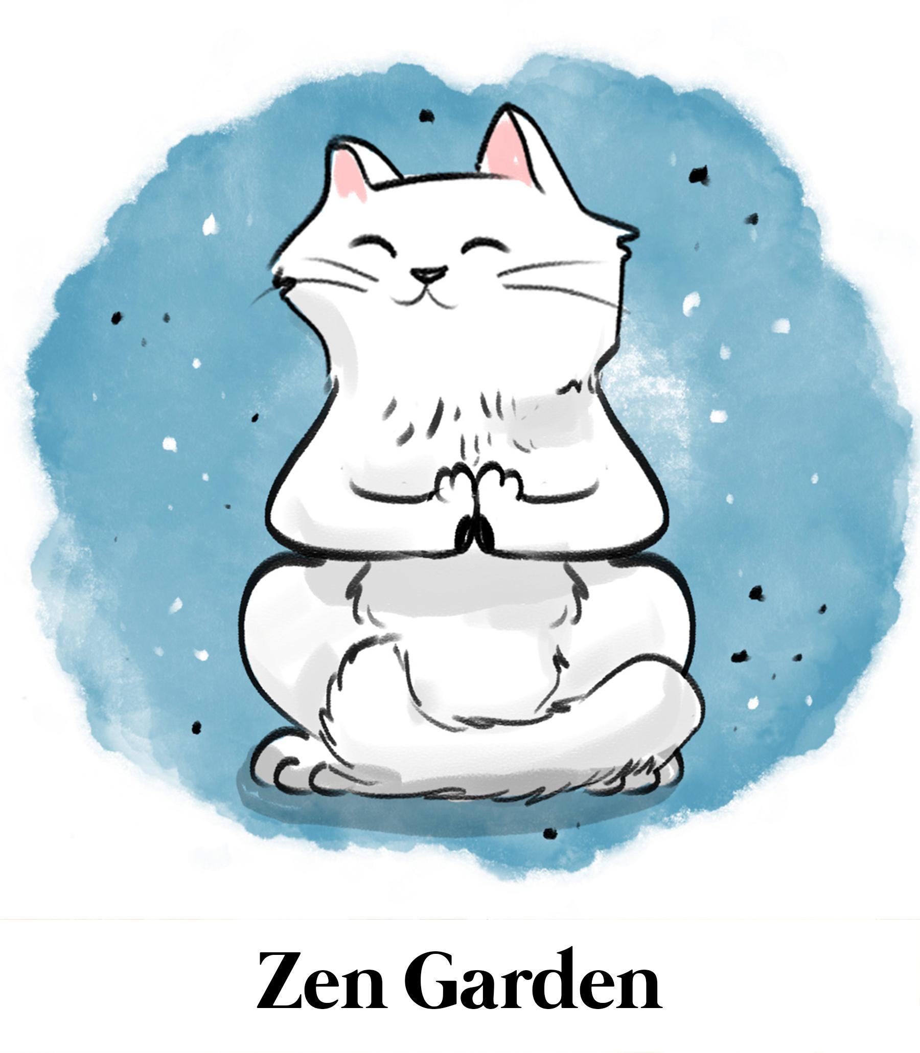 Amber Day, Zen Garden