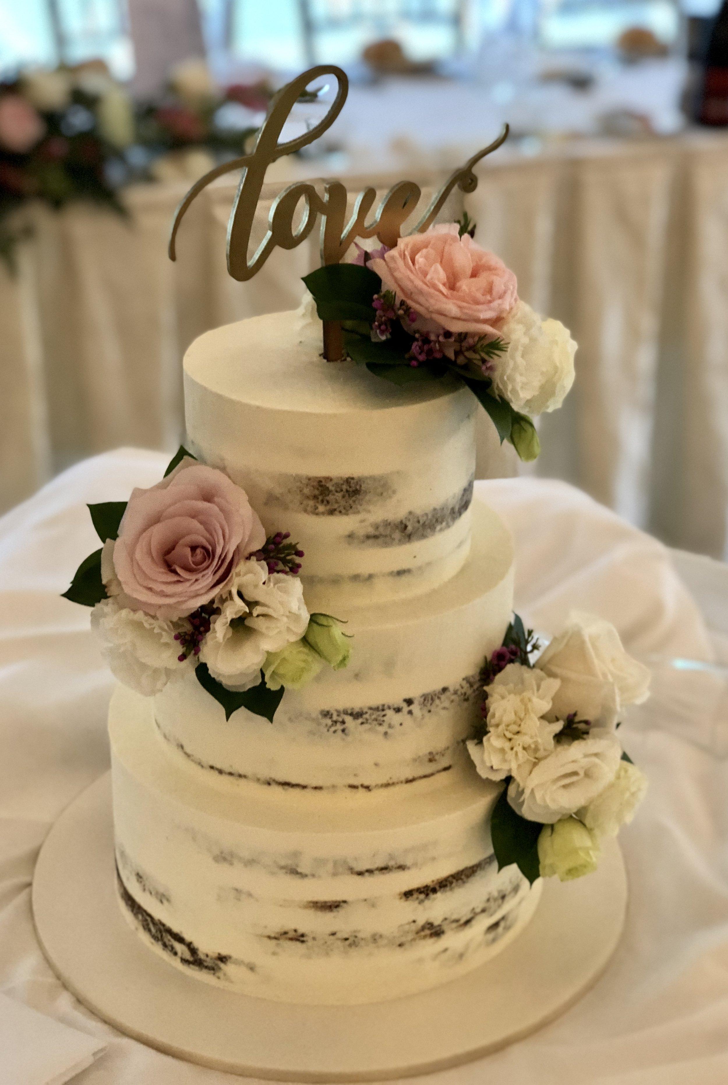 Cake flowers clusters .JPG