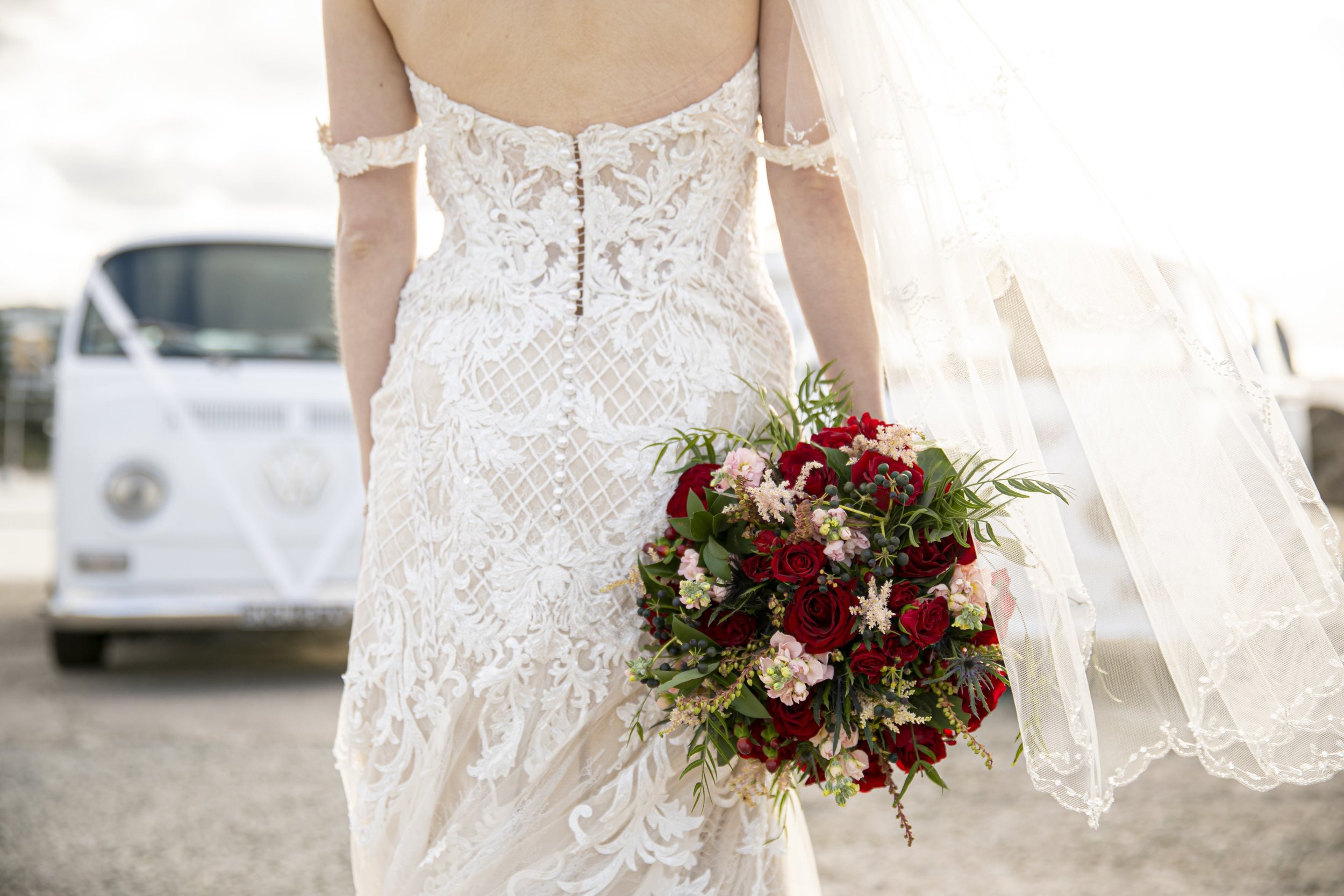 Krystal - Just wanted to thank you for your amazing work with all our bouquets and button holes. You did a spectacular job, they turned out amazing, way better than I could have ever hoped for. Photographer Cole Studios
