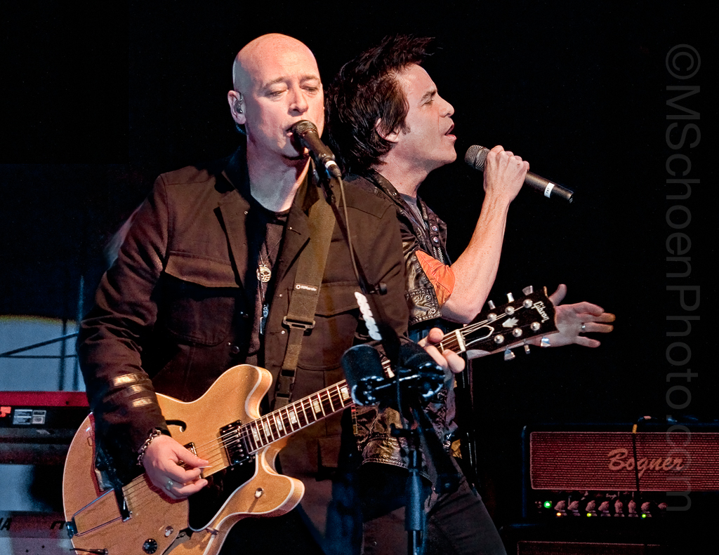 Pat Monahan and Jimmy Stafford