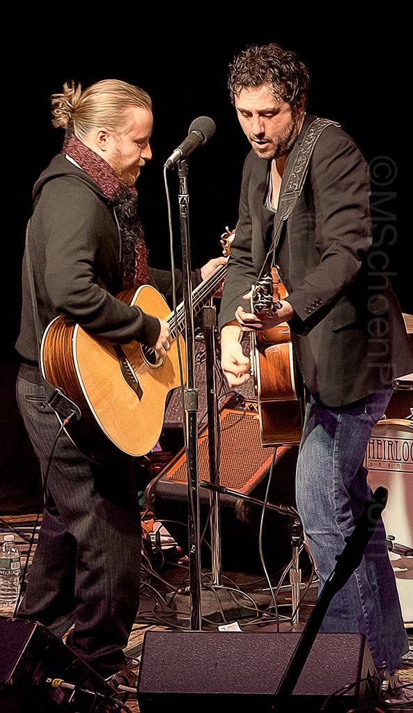 Zach Myers & Will Hoge