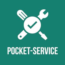 Komplett system for servicepersonell