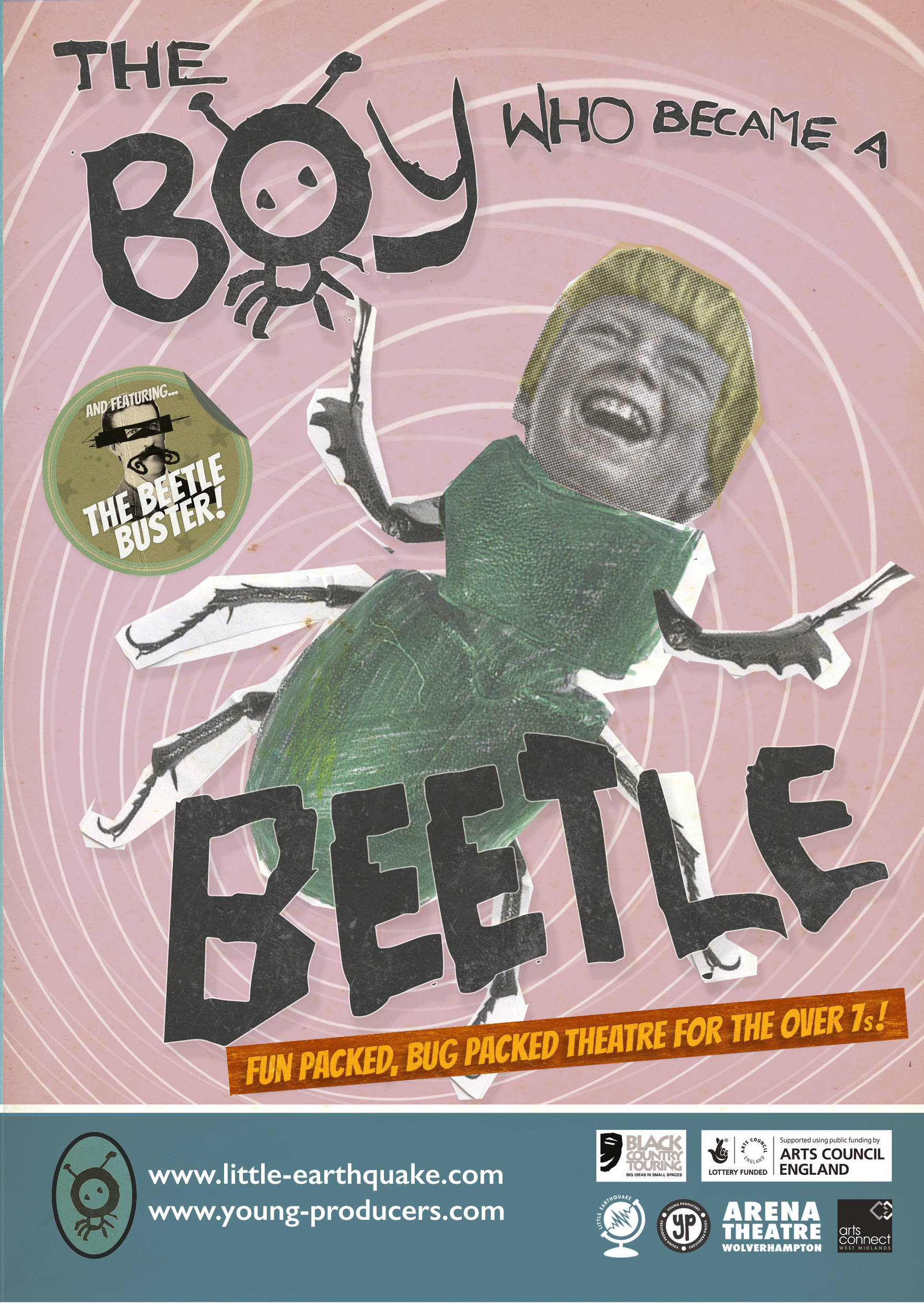 The Boy who became a Beetle