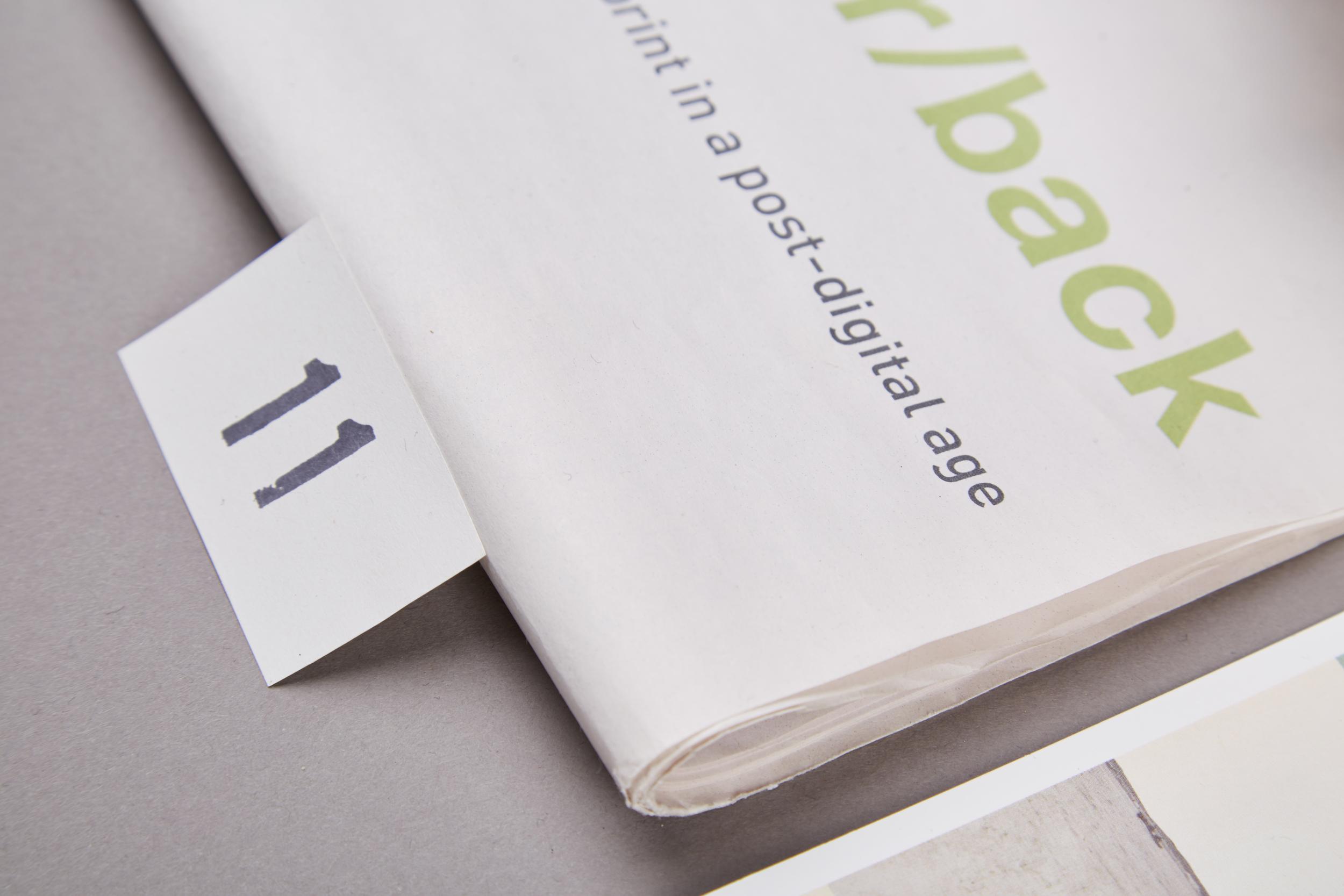 Paper/back