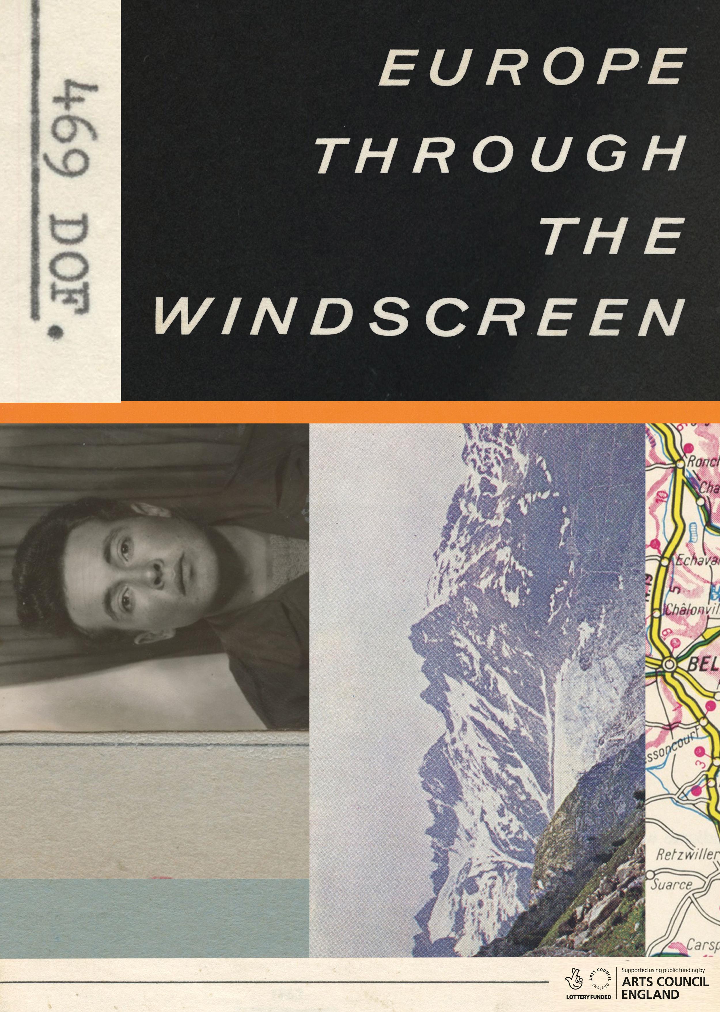 469 DOF - Europe Through The Windscreen