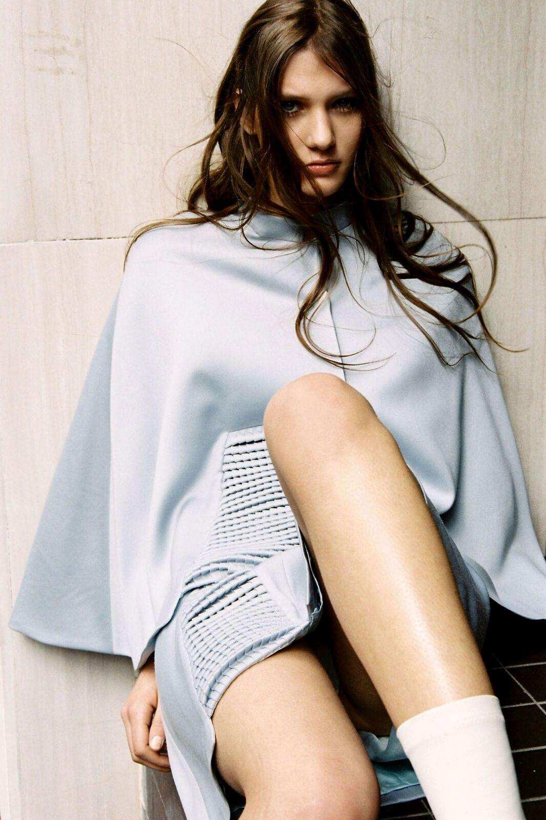 Cape and Skirt: Zorana Janjic