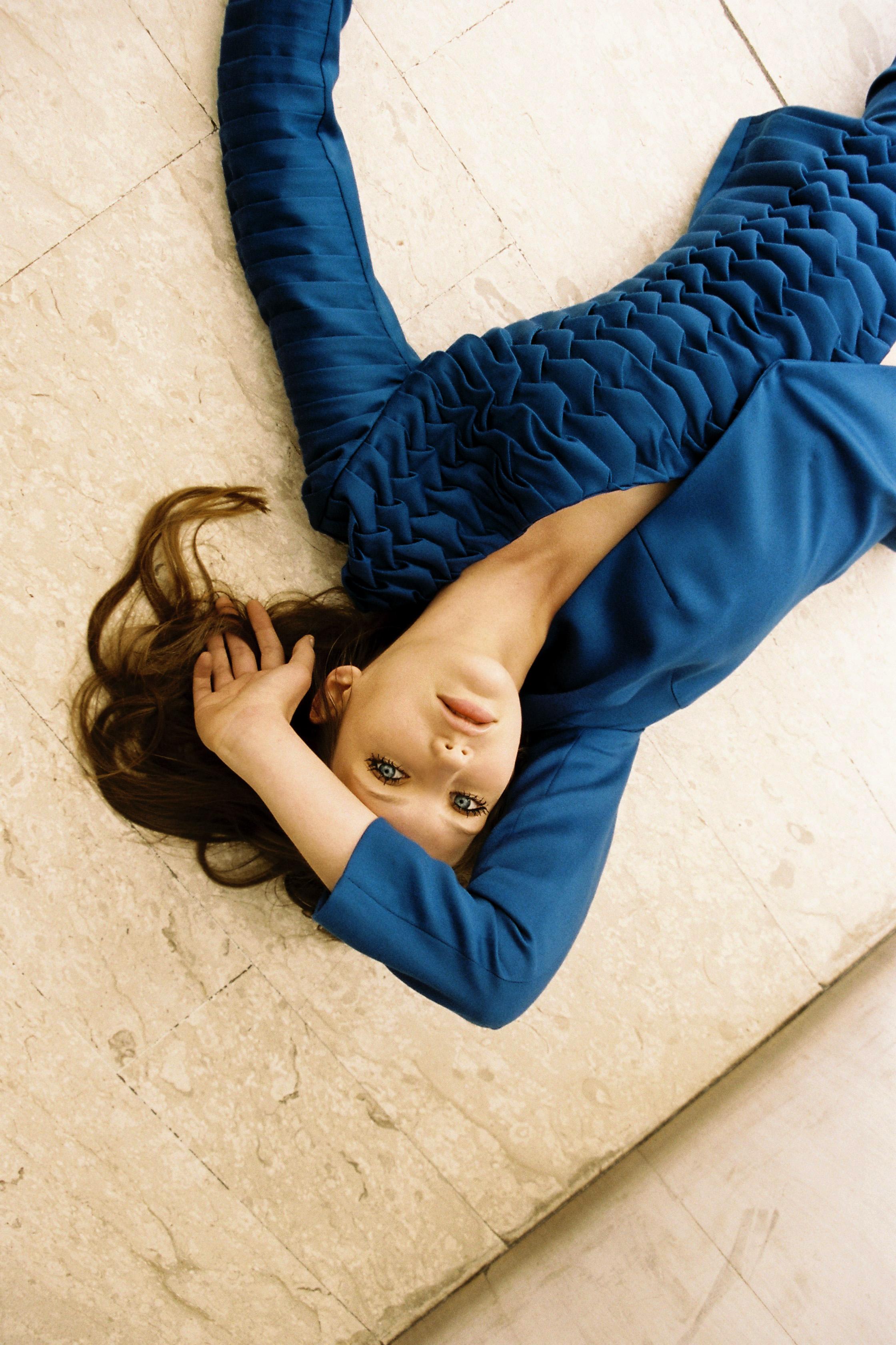 Suit / Jacket and Pants: Zorana Janjic