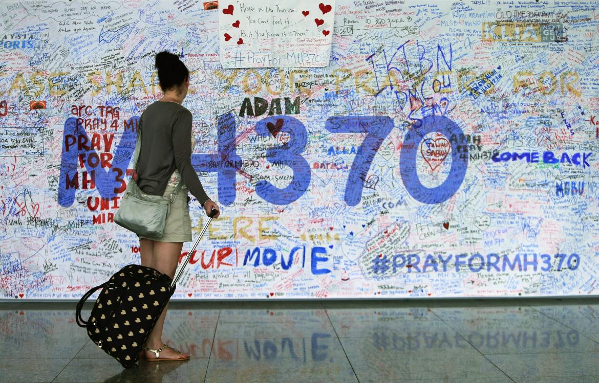 It is now over 100 days since MH370 went missing after departing from Kuala Lumpur on 8th March