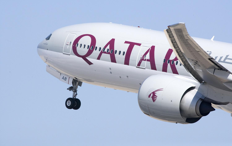 Qatar Boeing 777-300ER