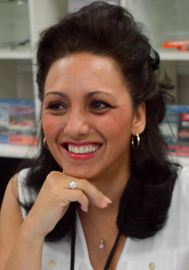 Cheryl Elliott-Edwards Student Liaison