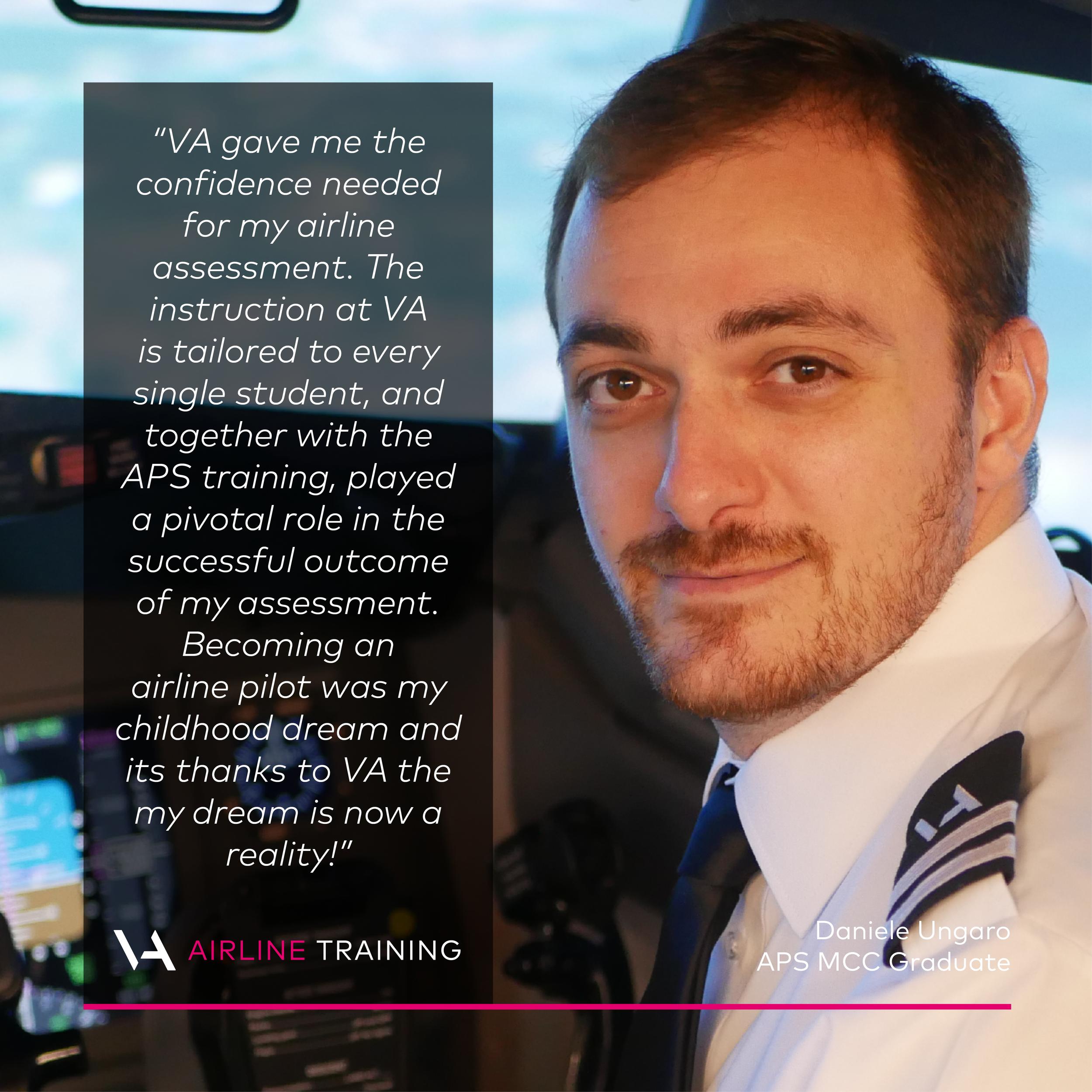 Daniele Ungaro - Ryanair