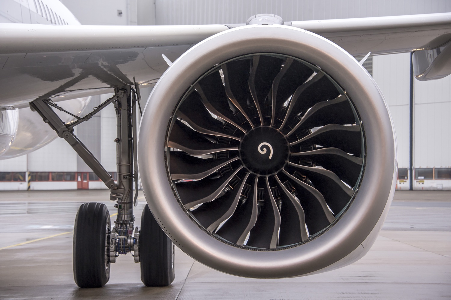 The new CFM LEAP engines on the A320neo