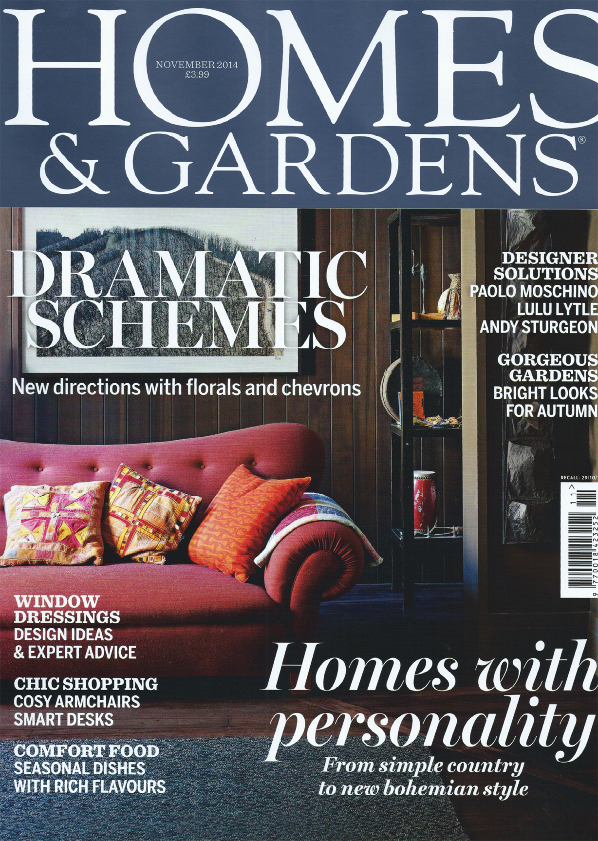 House and Garden Nov 2014