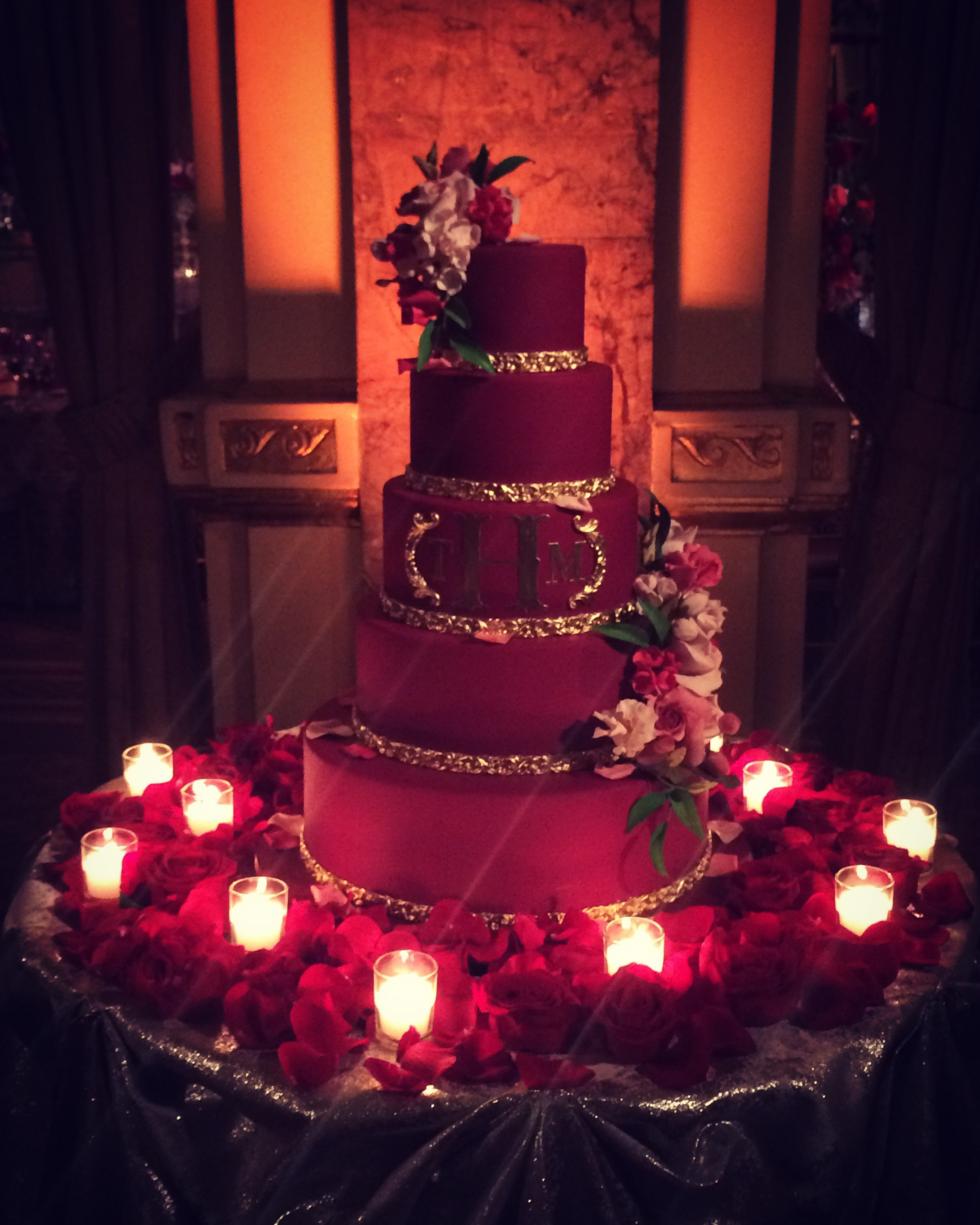 Cake by  Ron Ben-Israel