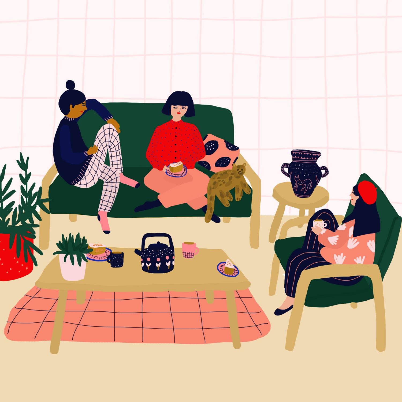 Ilustrácia -   Jennifer Bouron