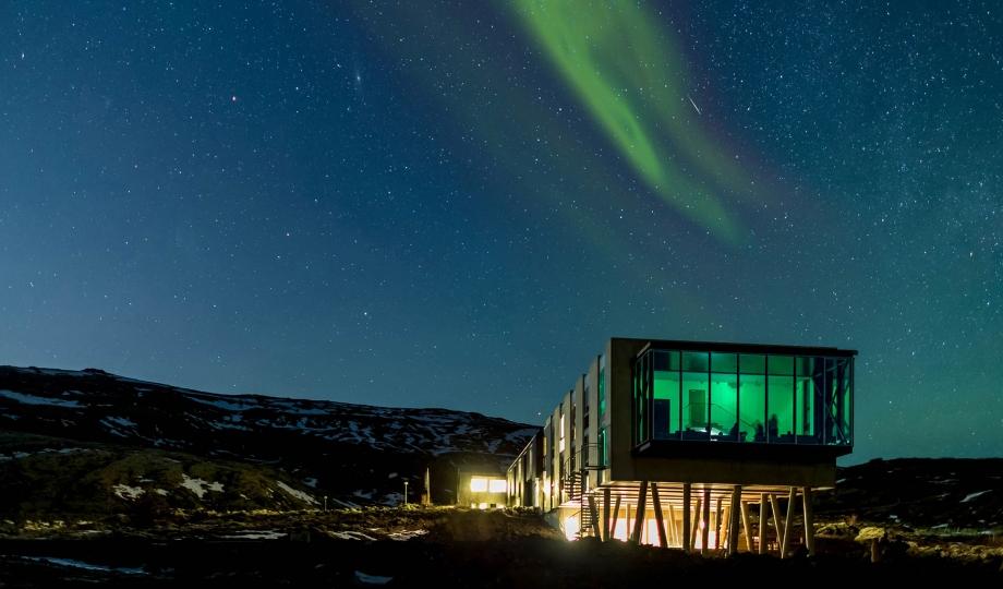 Ion Adventure & Ion City - Iceland