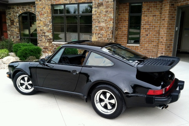 1989 911 Turbo Low MIleage near perfect example. $64000